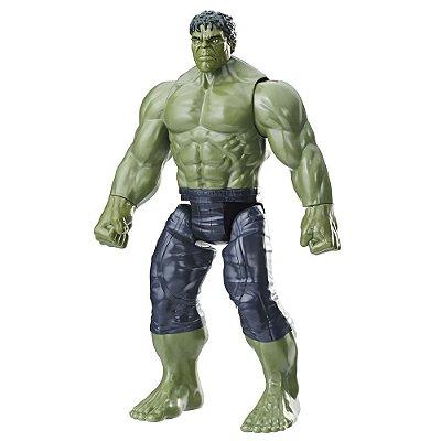 Boneco Hulk - Infinity War Avengers - Hasbro