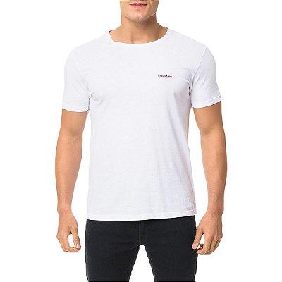 Camiseta Masculina Pro Red - Branca - Calvin Klein