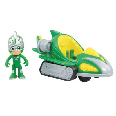 Turbo Blast Racers Pjmasks - Lagartixomóvel Turbo - DTC