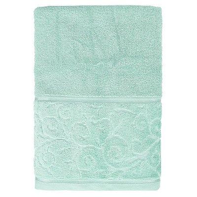 Toalha de Banho Unique Anette - Verde Tiffany - Santista