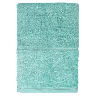 Toalha de Banho Unique Anette - Azul Turquesa - Santista
