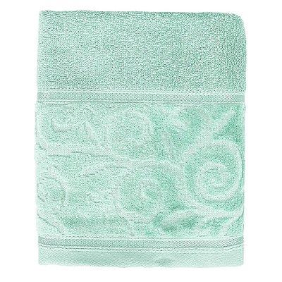 Toalha de Rosto Unique Anette - Verde Tiffany - Santista