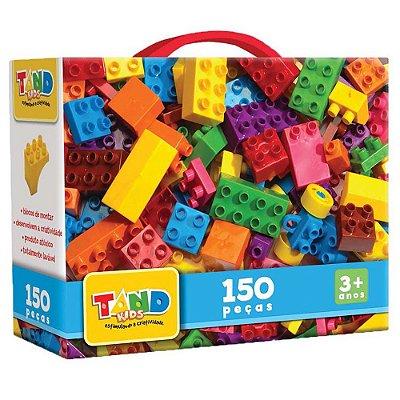 Maleta Tand 150 Peças Para Montar - Toyster