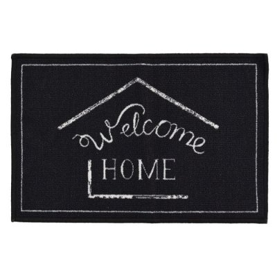 Tapete de Entrada - Welcome Home - Kacyumara