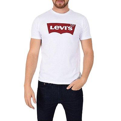 Camiseta Logo Originals Levis - Branca - Levis