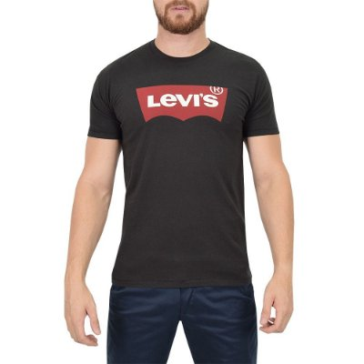 Camiseta Logo Originals Levis - Preta - Levis