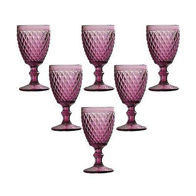 Jogo de Taças de Água Verre 250ml - Vinho - Mimo Style