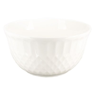 Bowl em Porcelana Cuenco Branco - Basic - L'Hermitage