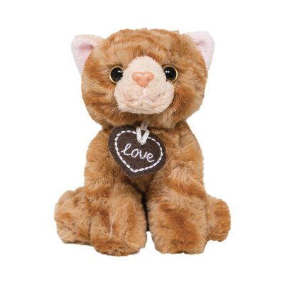 Pelúcia Gatinho Kitty - Caramelo - Buba