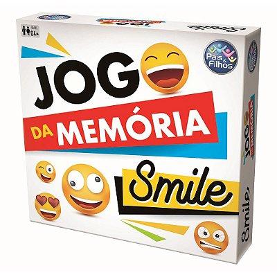 Jogo da Memória Smile - Pais e Filhos