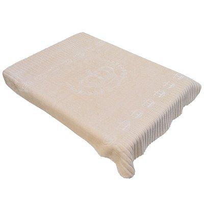 Cobertor Para Berço Exclusive - Unique Bege - Colibri