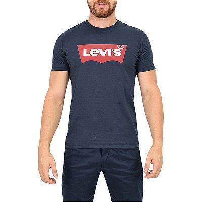 Camiseta Logo Originals Levis - Azul - Levis
