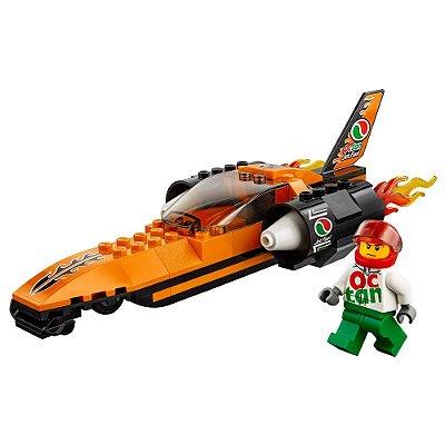 Lego City - Batedor de Recordes - 78 Peças - Lego
