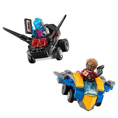 Lego Super Heroes - Senhor das Estrelas - 86 Peças - Lego