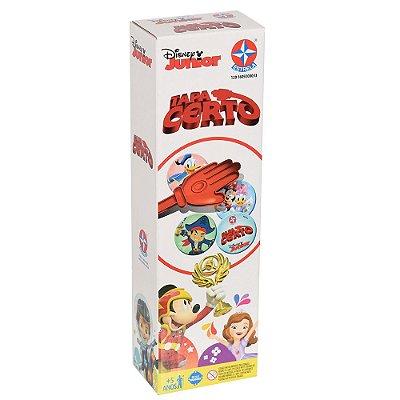 Jogo Tapa Certo Disney Junior - Estrela