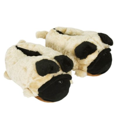 Pantufa Infantil Pug - Ricsen