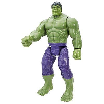 Boneco Hulk - Titan Hero Series 30cm - Hasbro
