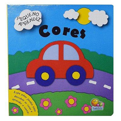 Livro Pequeno Aprendiz - Cores - Todolivro
