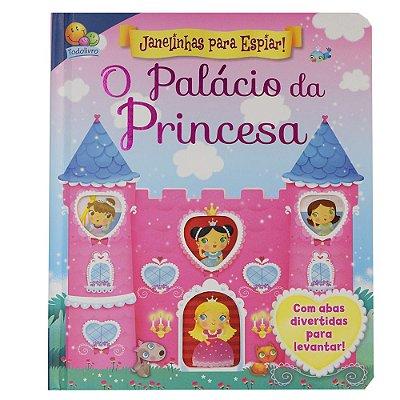 Livro Janelinhas Para Espiar - Palácio da Princesa - Todolivro