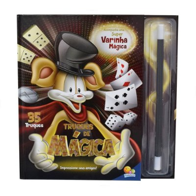 Livro Truques de Mágica - Todolivro