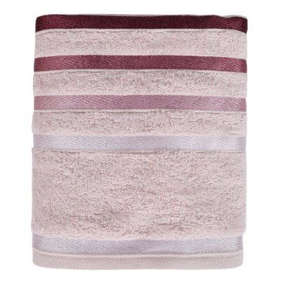 Toalha de Rosto Lumina - Rosa Claro - Karsten