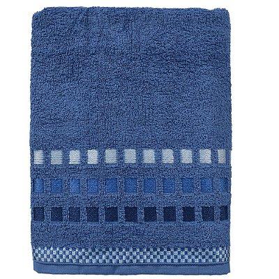 Toalha de Banho Allegra Calera - Azul Royal - Karsten