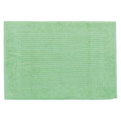 Toalha Piso para Pés - 48 x 70 cm - Verde 3065 - Buddemeyer