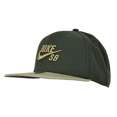 Boné SB Icon Verde - Nike