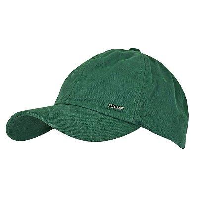Boné Basic Tela - Verde Esmeralda - Ellus