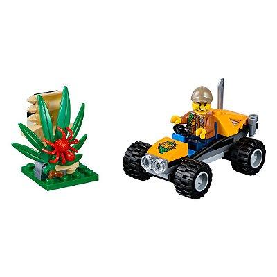 Lego City - Jungle Buggy - 53 Peças - Lego