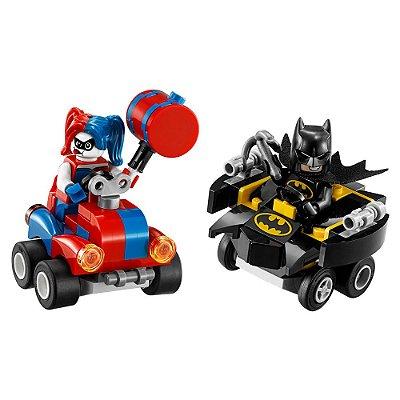 Lego Super Heroes - Batman vs Harley Quinn - 86 Peças - Lego