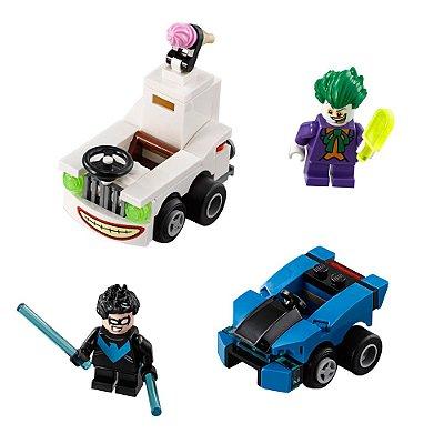 Lego Super Heroes - Asa Noturna vs Coringa - 84 Peças - Lego