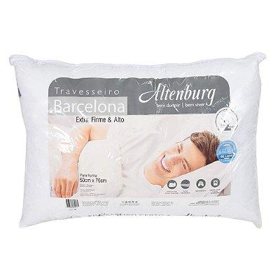 Travesseiro Barcelona Extra Firme & Alto - Altenburg