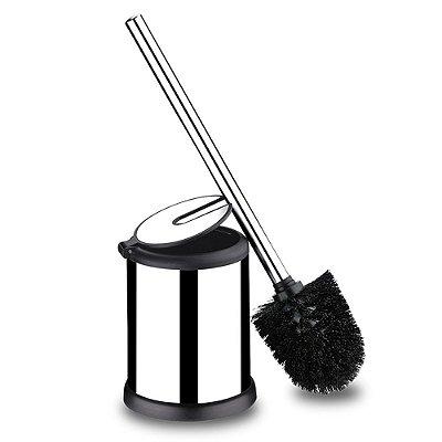 Suporte Com Escova Para Banheiro Easy - Brinox