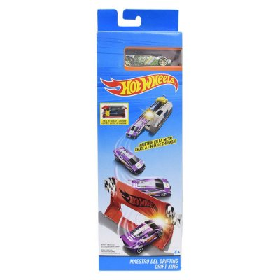 Pista Básica - Drift King - Hot Wheels