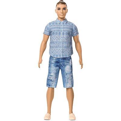 Ken Fashionistas - Distressed Denim - Mattel
