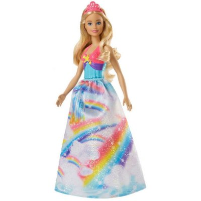 Boneca Barbie Dreamtopia Princesas - Loira - Mattel