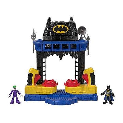 Imaginext Batalha na Batcaverna - Mattel