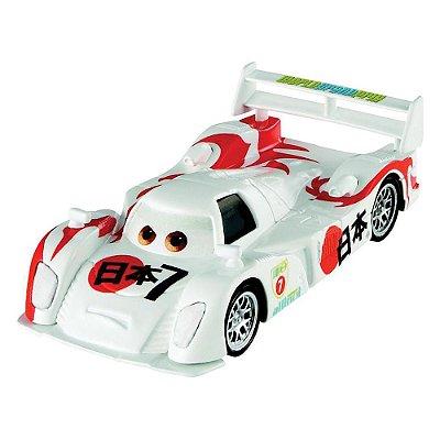Carros 3 - Shu Todoroki - Mattel