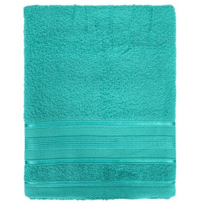 Toalha de Banho Royal Knut - Azul Turquesa - Santista