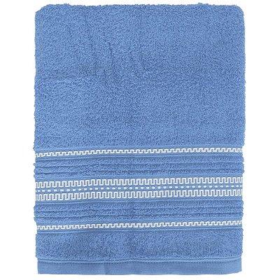 Toalha de Banho Royal Poly - Azul - Santista