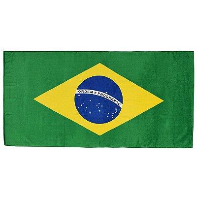 Toalha de Praia - Brasil - Döhler