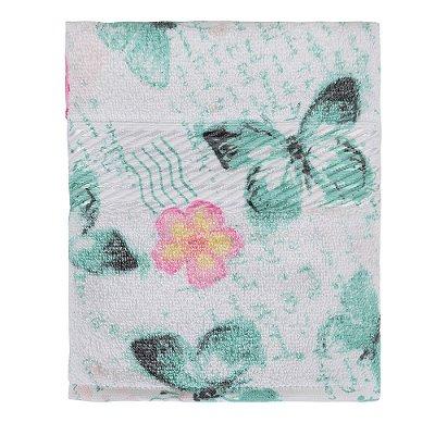 Toalha de Rosto Prisma - Florata - Döhler