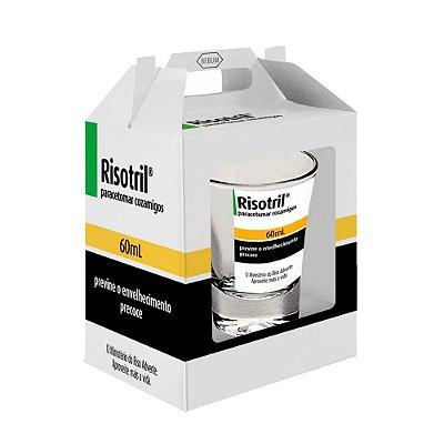 Copo de Dose 60ml Remédios - Risotril - Brasfoot