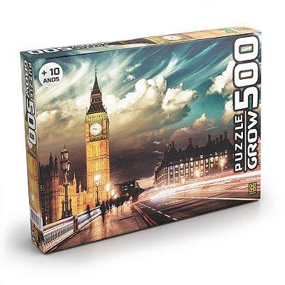 Puzzle Londres - 500 Peças - Grow