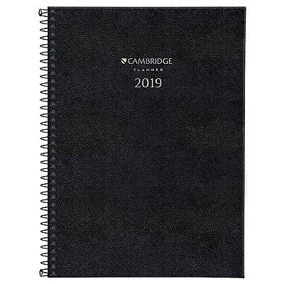 Agenda Planner Cambridge 2019 - Espiral - Tilibra
