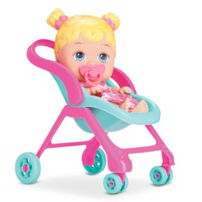Boneca Little Dolls Passeio - Divertoys