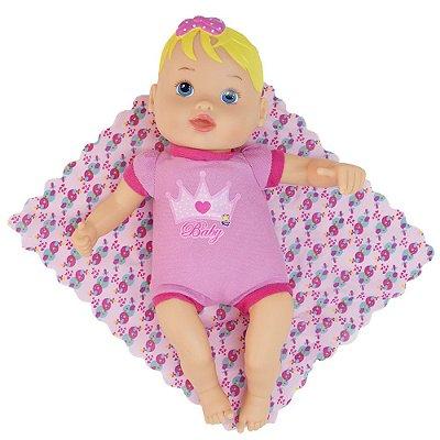 Boneca Nenenzinha Loira - Divertoys