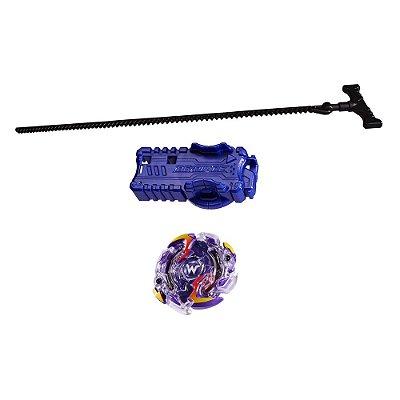 Beyblade Burst Com Lançador Wyvron W2 - Hasbro
