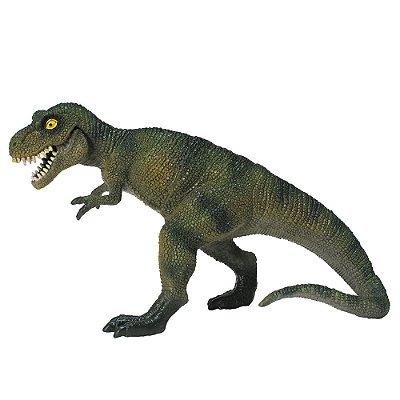 Tiranossauro Rex - Verde Escuro - Buba